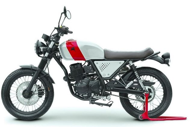 Motocykl Romet SCMB 125,Rybnik,raty,transport 0 zł cały kraj.