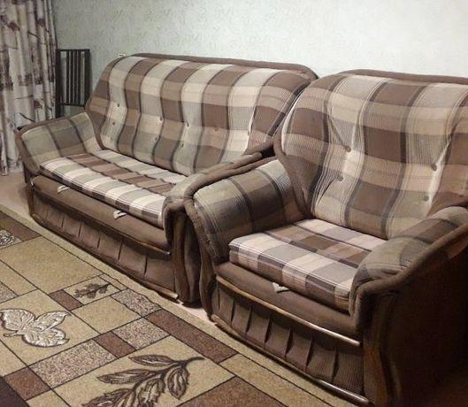 Диван та крісло
