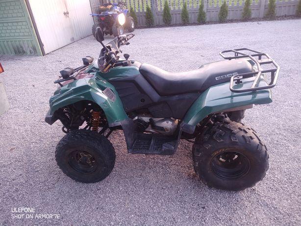 ATV quad Aeon goes 320