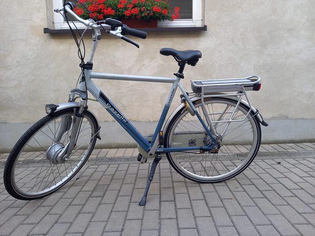 GAZELLE Innergy rower elektryczny męski super stan baterii Damka Giant