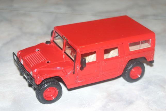 Hummer H1 Maisto открывная машинка 17 см