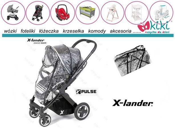 folia przeciwdeszczowa do wózka x-lander x-pulse