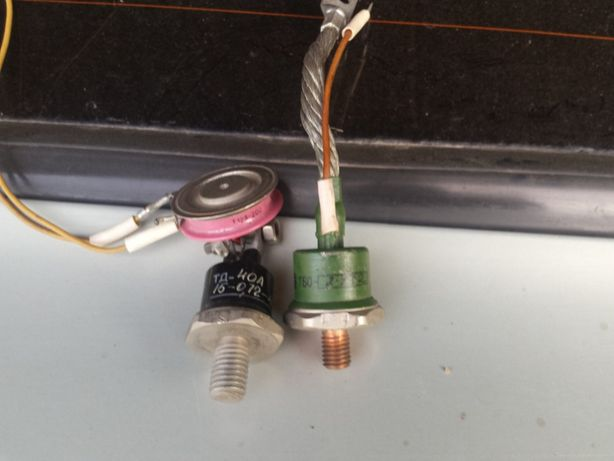 Тиристор т123- 200 тд-40а т50