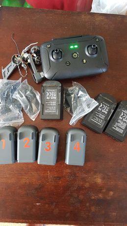 Baterias jjrcx9 e carregadores