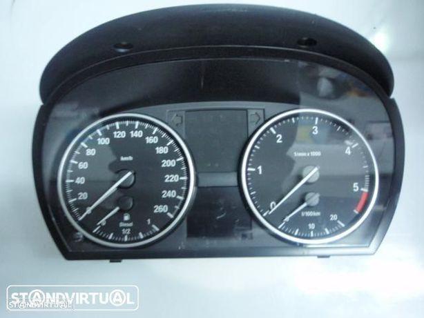 Quadrante / Conta-km - BMW 118D ( 2007 )