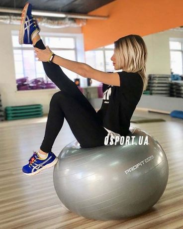 Фитбол/Шар/Мяч для фитнеса/массажа/беременных/грудничков/детей 65 см