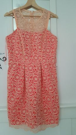 Koronkowa sukienka nowa Jessica Simson 36/38