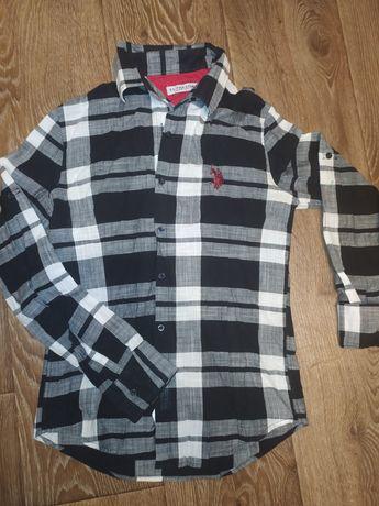 Рубашка для девочки подростка. Размер М
