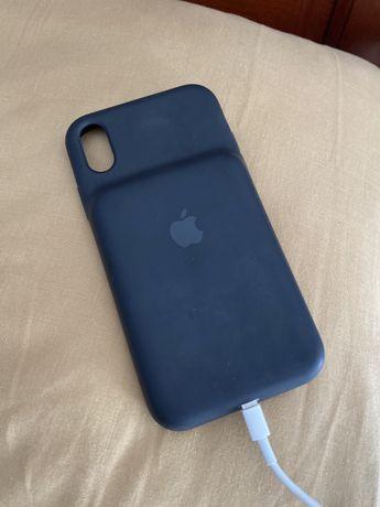 Capa bateria iphone xr