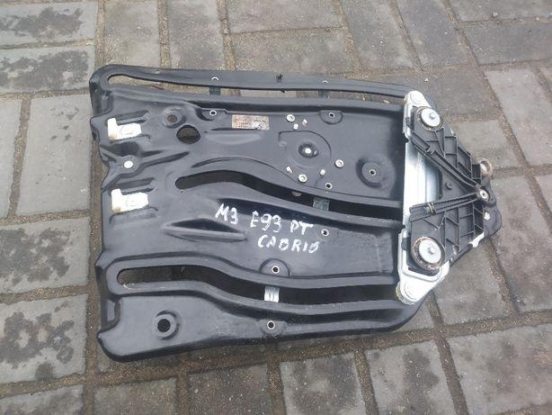 BMW e93 Cabrio Podnośnik szyby tył prawy