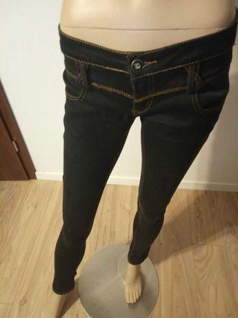SG Spodnie damskie 34,36, XS, S , jeansy 34,36, XS, rurki 34, 36, XS,