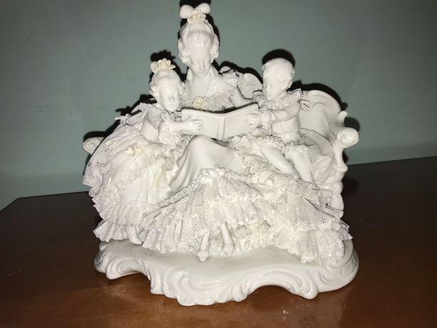 Figurka porcelanowa 1915