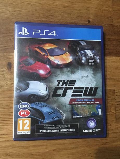 The Crew PS4, PL, Warszawa