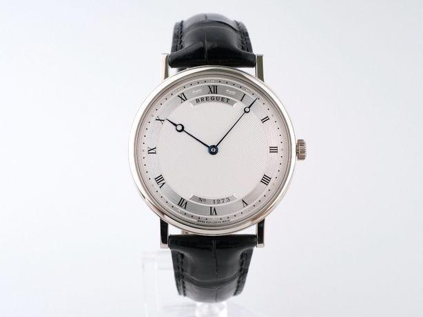 Мужские бу часы Breguet Classique Ultra Slim 38 мм