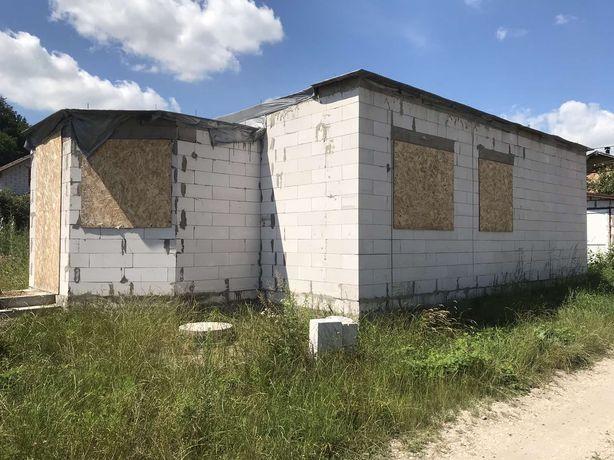 Продам недостроенный дом в с. Нещеров с коммуникациями и документами