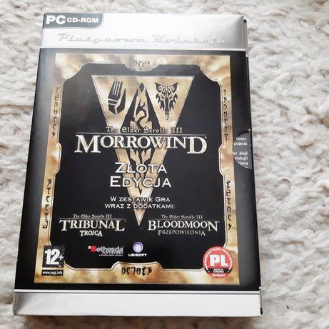 The Elder Scrolls III. Morrowind PC