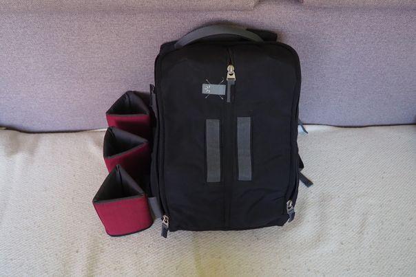 Plecak do sprzętu fotograficznego