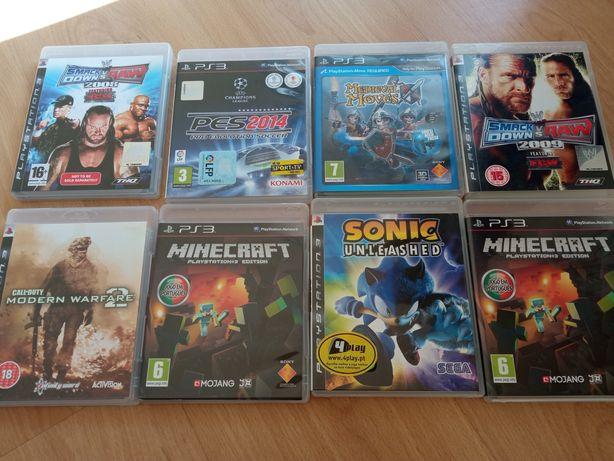 Jogos Ps3 (vários preços)