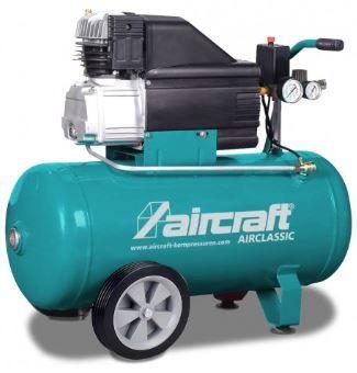 Compressor Ar Comprimido Aircraft 50 litros 235 l / min 1.5 kW 230V