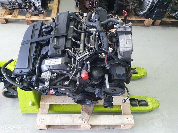 Motor Mercedes 2.1 CDI C220 W204, 2009, de 170cv, ref 646 811