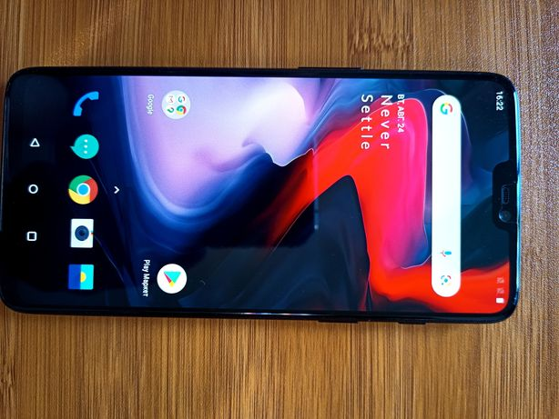 Смартфон OnePlus 6 Mirror Black A6000 64ГБ