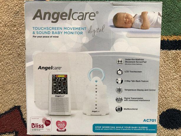 Monitor oddechu niania Angelcare AC701