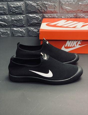 Кроссовки слипоны кеды найк легкие кроссы Nike Скидка! Распродажа