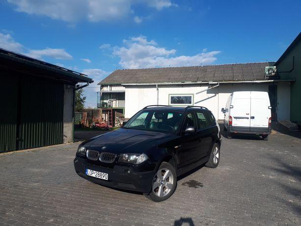 BMW X3 2.0d Zarejestrowany i opłacony