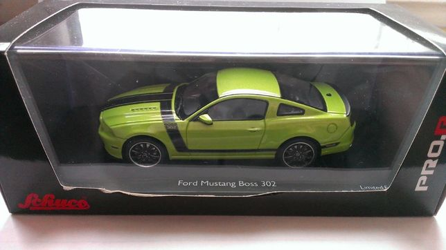 1:43 Ford Mustang Boss 302 Schuco Pro.R