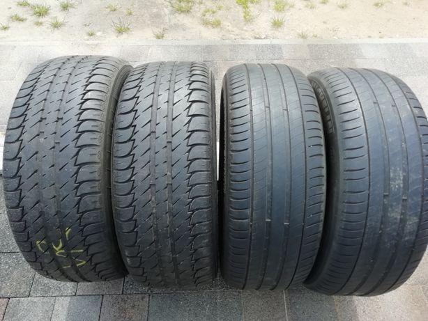 4 Opony letnie Kleber Michelin 225/55/R17 97W bieżnik 6mm