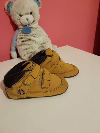 Buty niechodki skórzane Firetrap r.17