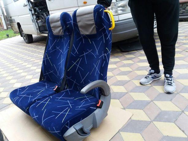 Автосидіння,автобусні сидіння,сідушки,-спрінтер,крафтер,лт