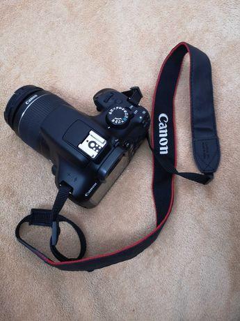 Canon 1300d + dwa obiektywy