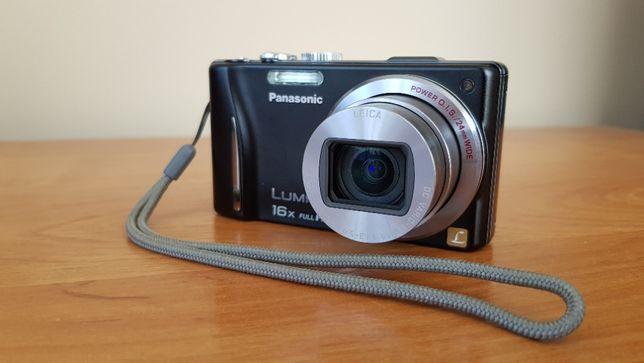 Aparat cyfrowy Panasonic ZS10 TZ20 obiektyw Leica 16x