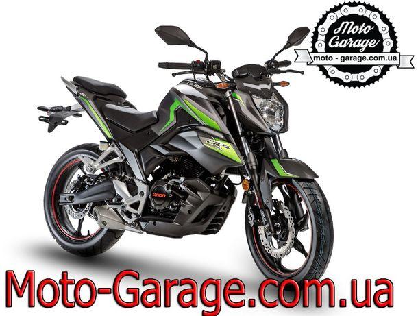 Знижка!LONCIN LX250-15 CR4 1 899 $ Moto-Garage.com.