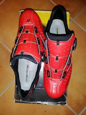 Sapatos Gaerne estrada carbono