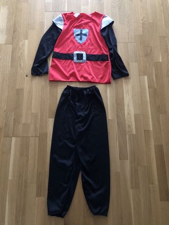Продам костюм лицаря рицаря воїна принца короля мушкетера новорічний