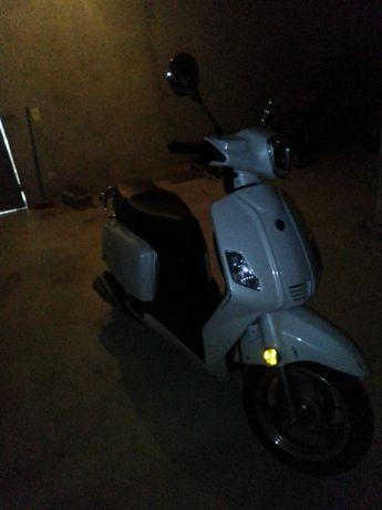 scooter 125 4T DE 2019 económica