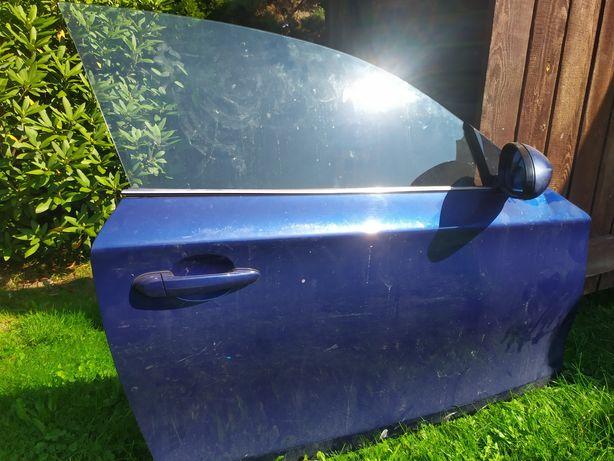 Drzwi prawe BMW e81 le mans blau