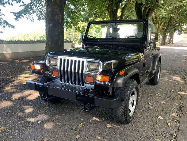 Jeep Wrangler 2.5 YJ 1990