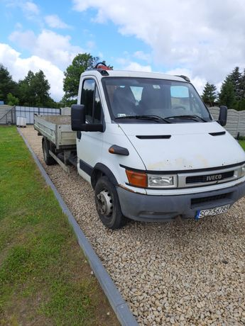 Iveco HDS 65c15 kiper wywrot