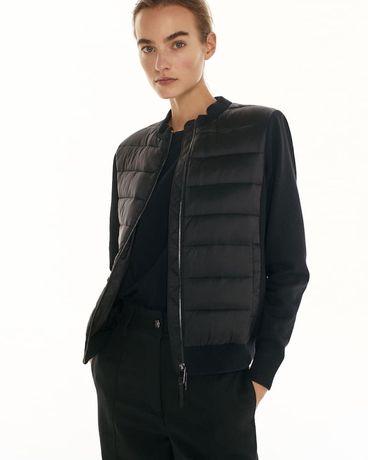 Куртка бомбер massimo dutti M