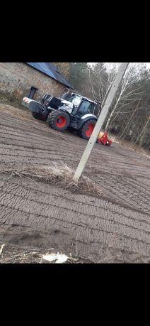 Mulczer leśny mulczowanie wycinka drzew karczowanie rębak  koszenie