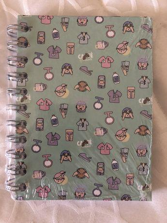 Caderno temática Enfermeiros