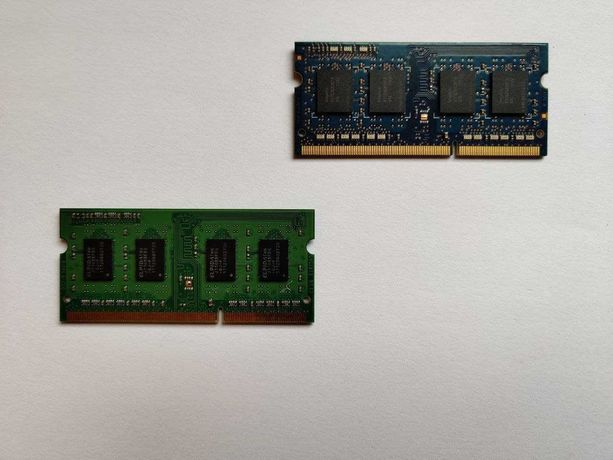 Оперативная память DDR3 для ноутбука 1333 MHz мГц оператива 2 Гб, 1 Gb