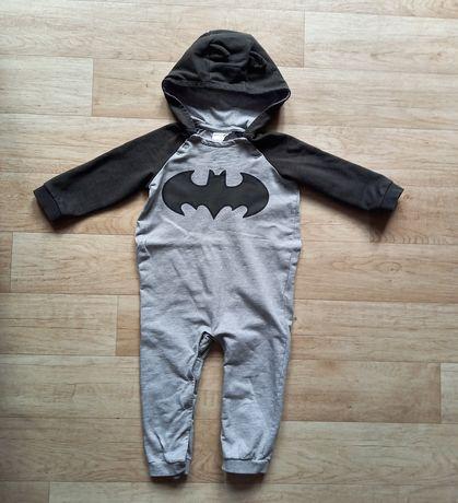 Kombinezon chłopięcy Batman