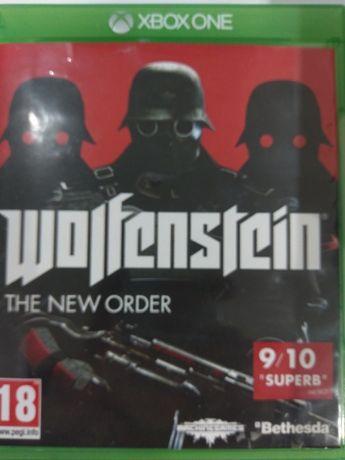 Wolfenstein The New Order Xbox One Używany Kraków