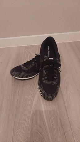 NEW BALANCE 410 * buty * MORO * czarno-szare * SPORTOWE * nowe * TANIO