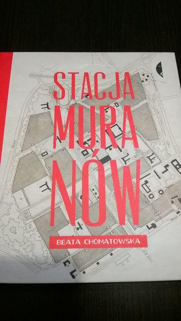 Stacja Muranów. Beata Chomątowska. Architektura. SARP