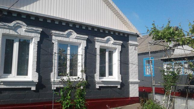 Продаётся 2 дома в пгт Володарское (Никольское) (в одном дворе).
